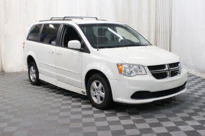2012 Dodge Grand Caravan Wheelchair Van For Sale -- Thumb #10