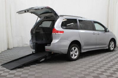 Commercial Wheelchair Vans for Sale - 2011 Toyota Sienna LE ADA Compliant Vehicle VIN: 5TDKK3DC5BS125021