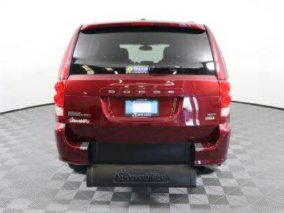 2018 Dodge Grand Caravan Wheelchair Van For Sale -- Thumb #28