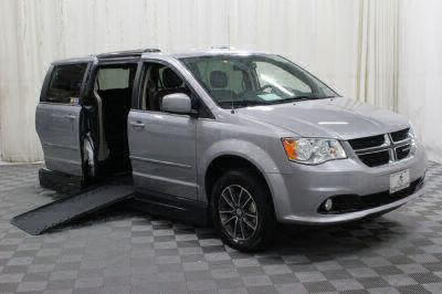 New Wheelchair Van for Sale - 2017 Dodge Grand Caravan SXT Wheelchair Accessible Van VIN: 2C4RDGCG7HR728283