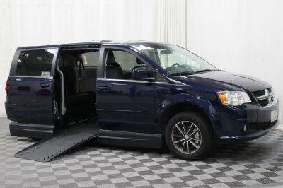 New Wheelchair Van for Sale - 2017 Dodge Grand Caravan SXT Wheelchair Accessible Van VIN: 2C4RDGCG5HR807807
