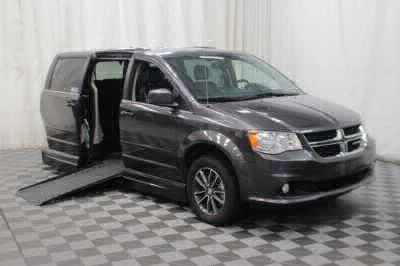 Used Wheelchair Van for Sale - 2017 Dodge Grand Caravan SXT Wheelchair Accessible Van VIN: 2C4RDGCG1HR687780