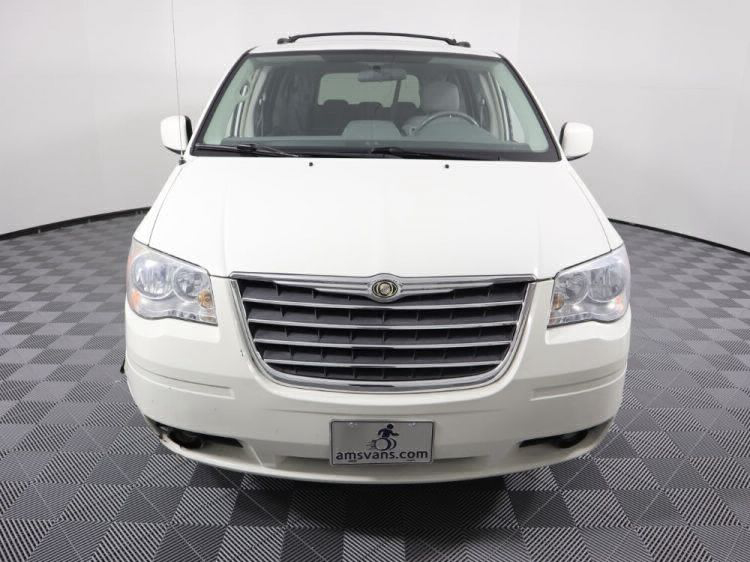 2010 Chrysler Town and Country Touring Wheelchair Van For Sale #29