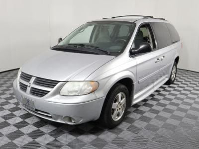 2006 Dodge Grand Caravan Wheelchair Van For Sale -- Thumb #23