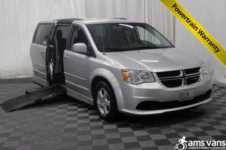 2011 Dodge Grand Caravan Mainstreet Wheelchair Van For Sale #1
