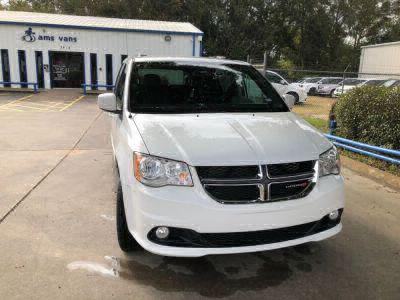 Used Wheelchair Van for Sale - 2017 Dodge Grand Caravan SXT Wheelchair Accessible Van VIN: 2C4RDGCG4HR861258