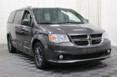 Handicap Van for Sale - 2017 Dodge Grand Caravan SXT Wheelchair Accessible Van VIN: 2C4RDGCG4HR690415