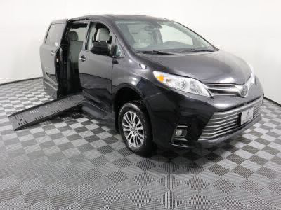New Wheelchair Van for Sale - 2019 Toyota Sienna XLE Wheelchair Accessible Van VIN: 5TDYZ3DC6KS018050