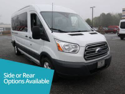 New Wheelchair Van for Sale - 2017 Ford Transit Passenger 350 XLT Wheelchair Accessible Van VIN: 1FBAX2CM7HKA76457