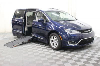 New Wheelchair Van for Sale - 2017 Chrysler Pacifica Touring-L Plus Wheelchair Accessible Van VIN: 2C4RC1EG3HR597835