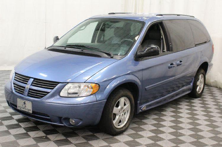 2007 Dodge Grand Caravan SXT SXT Wheelchair Van For Sale #9