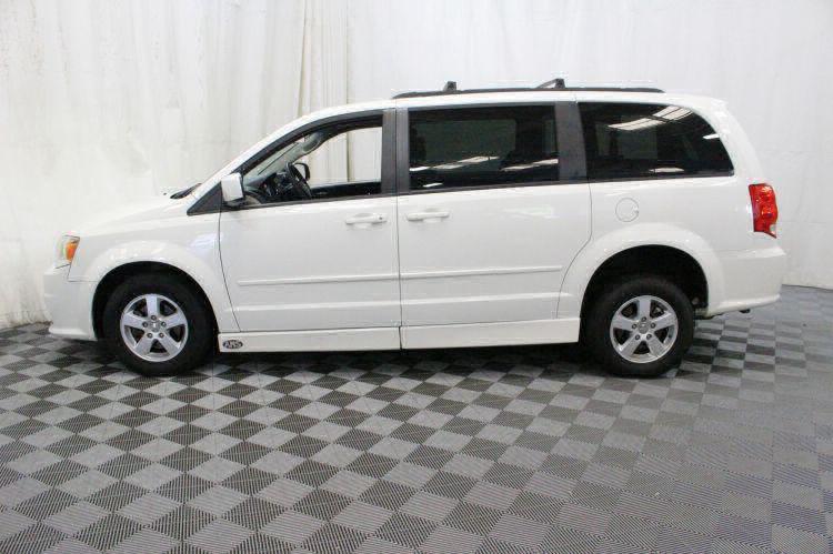2012 Dodge Grand Caravan SXT Wheelchair Van For Sale #15