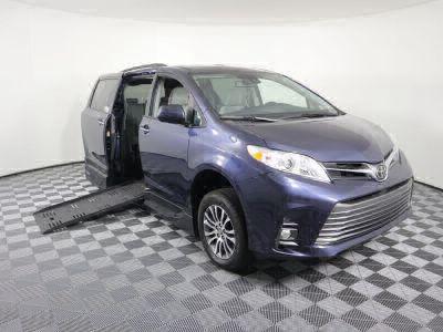 New Wheelchair Van for Sale - 2019 Toyota Sienna XLE Wheelchair Accessible Van VIN: 5TDYZ3DC4KS970352