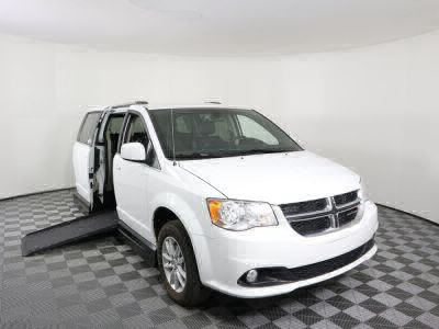 New Wheelchair Van for Sale - 2019 Dodge Grand Caravan SXT Wheelchair Accessible Van VIN: 2C4RDGCGXKR580377
