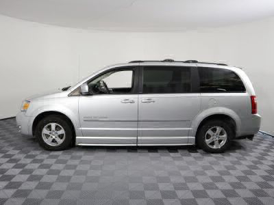 2010 Dodge Grand Caravan Wheelchair Van For Sale -- Thumb #28