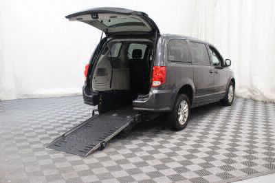 Commercial Wheelchair Vans for Sale - 2015 Dodge Grand Caravan SXT ADA Compliant Vehicle VIN: 2C4RDGCG6FR712430