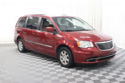 Commercial Wheelchair Vans for Sale - 2012 Chrysler Town & Country Touring ADA Compliant Vehicle VIN: 2C4RC1BG9CR185853