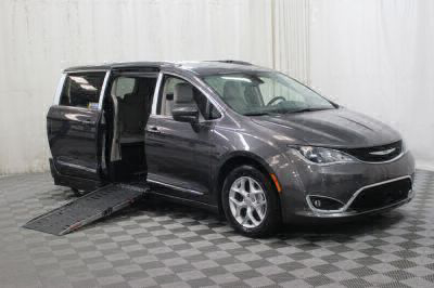 New Wheelchair Van for Sale - 2017 Chrysler Pacifica Touring-L Plus Wheelchair Accessible Van VIN: 2C4RC1EG0HR756827