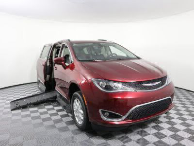 New Wheelchair Van for Sale - 2020 Chrysler Pacifica Touring L Wheelchair Accessible Van VIN: 2C4RC1BG7LR116157