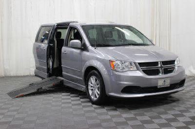 2014 Dodge Grand Caravan Wheelchair Van For Sale