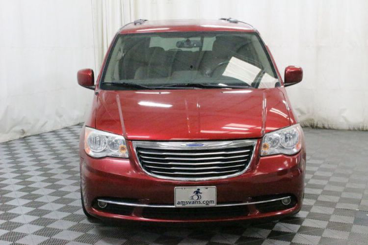 2012 Chrysler Town and Country Touring Wheelchair Van For Sale #11