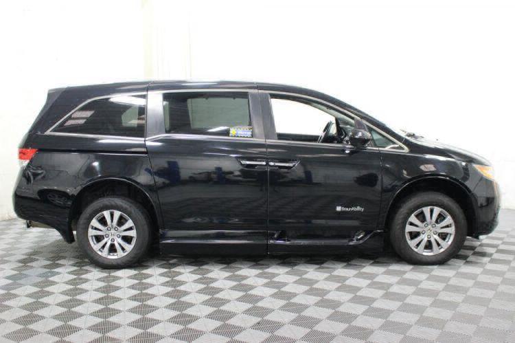 2014 Honda Odyssey EX-L Wheelchair Van For Sale #29