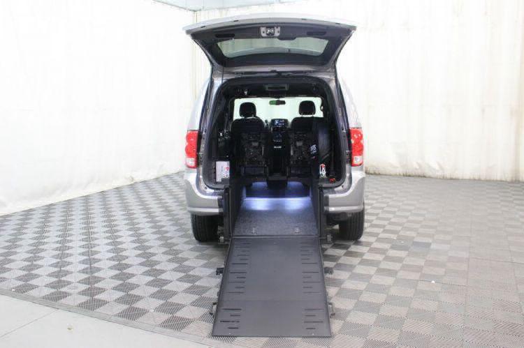 2017 Dodge Grand Caravan GT Wheelchair Van For Sale #5
