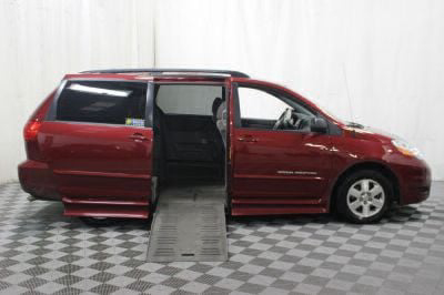 2010 Toyota Sienna Wheelchair Van For Sale -- Thumb #2