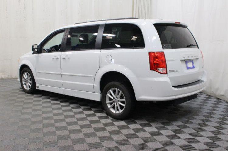 2016 Dodge Grand Caravan SXT Wheelchair Van For Sale #8