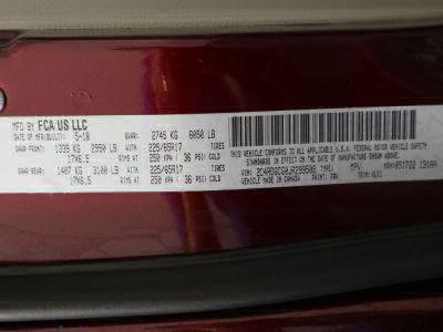2018 Dodge Grand Caravan Wheelchair Van For Sale -- Thumb #33