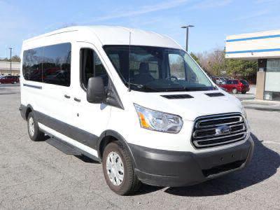 New Wheelchair Van for Sale - 2019 Ford Transit Passenger 350 XLT Wheelchair Accessible Van VIN: 1FBAX2CM3KKA62126