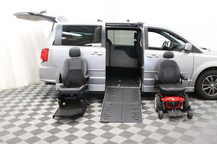2017 Dodge Grand Caravan SXT Wheelchair Van For Sale #15