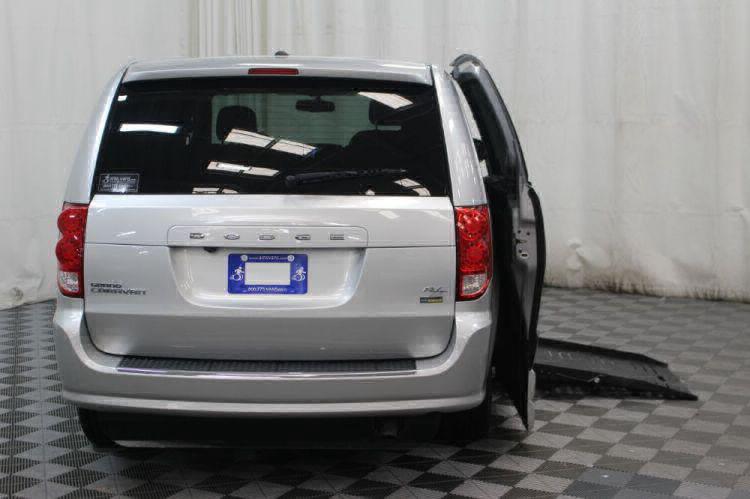 2012 Dodge Grand Caravan R/T Wheelchair Van For Sale #4