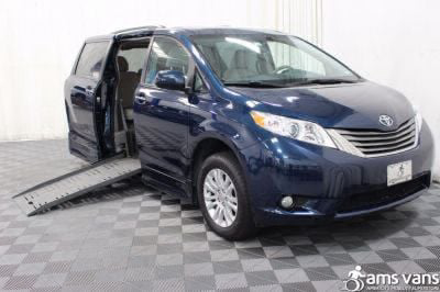 2011 Toyota Sienna Wheelchair Van For Sale