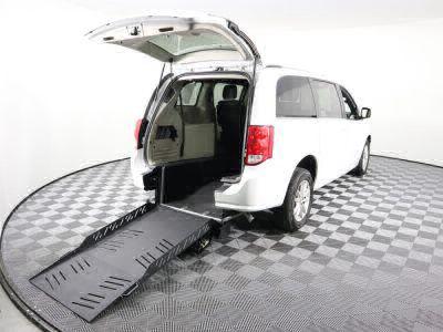 New Wheelchair Van for Sale - 2018 Dodge Grand Caravan SXT Wheelchair Accessible Van VIN: 2C4RDGCG8JR264457