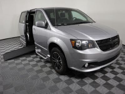 Used Wheelchair Van for Sale - 2019 Dodge Grand Caravan SE Wheelchair Accessible Van VIN: 2C7WDGBG7KR585897