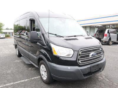 New Wheelchair Van for Sale - 2017 Ford Transit Passenger 350 XLT Wheelchair Accessible Van VIN: 1FBAX2CG8HKB01361