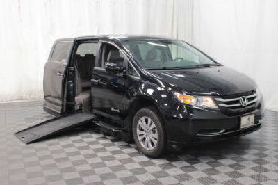 Used Wheelchair Van for Sale - 2016 Honda Odyssey EX-L Wheelchair Accessible Van VIN: 5FNRL5H63GB138020