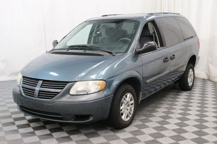2006 Dodge Grand Caravan SE Wheelchair Van For Sale #10