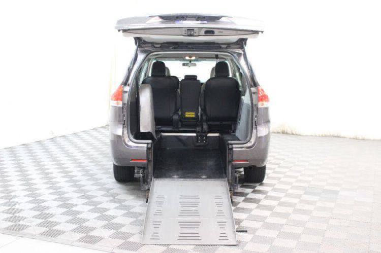 2014 Toyota Sienna L Wheelchair Van For Sale #2