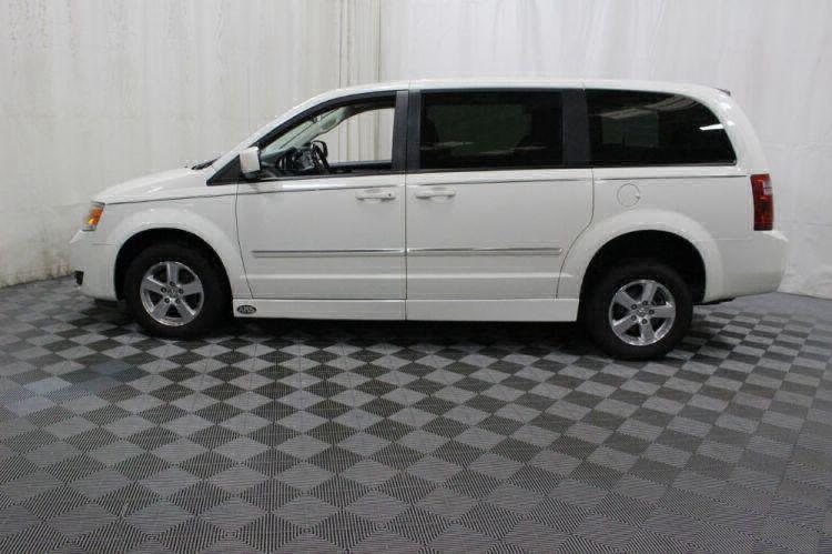 2008 Dodge Grand Caravan SXT Wheelchair Van For Sale #15