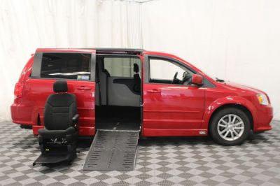 2016 Dodge Grand Caravan Wheelchair Van For Sale -- Thumb #20