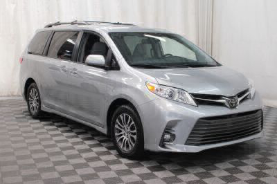New Wheelchair Van for Sale - 2019 Toyota Sienna XLE Wheelchair Accessible Van VIN: 5TDYZ3DC8KS014937