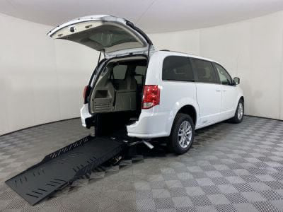 New Wheelchair Van for Sale - 2019 Dodge Grand Caravan SXT Wheelchair Accessible Van VIN: 2C4RDGCG7KR736228