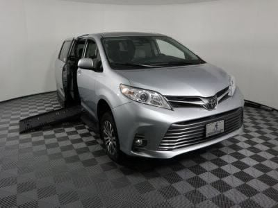 New Wheelchair Van for Sale - 2019 Toyota Sienna XLE Wheelchair Accessible Van VIN: 5TDYZ3DC0KS976844