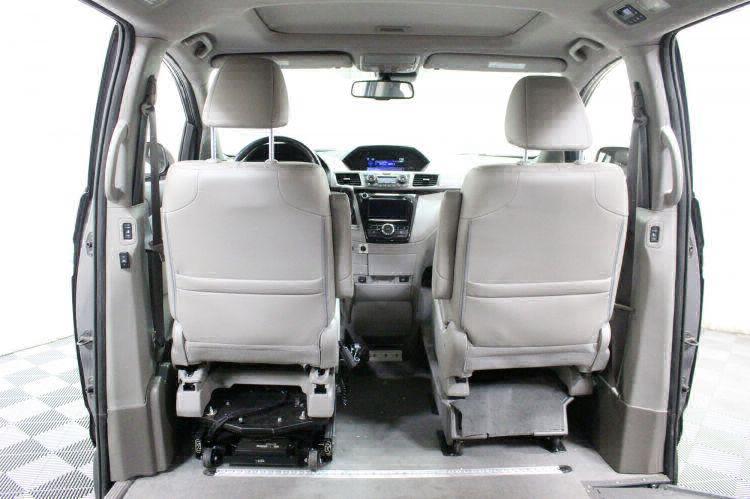 2016 Honda Odyssey EX-L Wheelchair Van For Sale #5