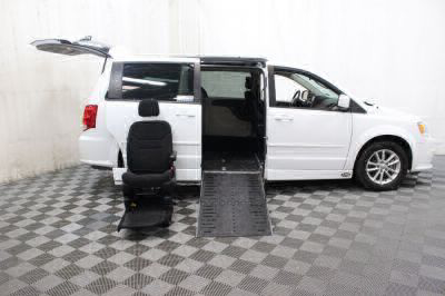 2016 Dodge Grand Caravan Wheelchair Van For Sale -- Thumb #15
