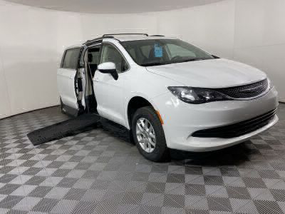 New Wheelchair Van for Sale - 2020 Chrysler Voyager LXi Wheelchair Accessible Van VIN: 2C4RC1DG0LR144458