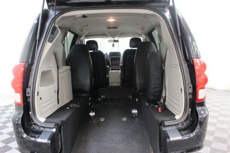 2016 Dodge Grand Caravan SXT Wheelchair Van For Sale #14