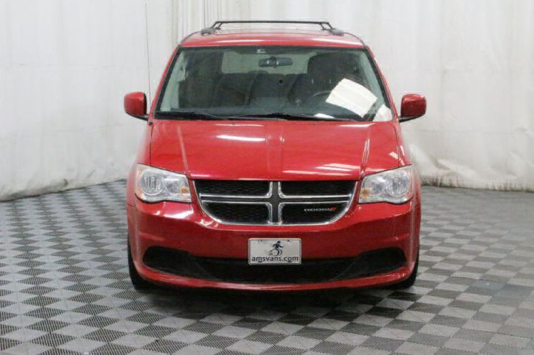 2013 Dodge Grand Caravan SXT Wheelchair Van For Sale #11
